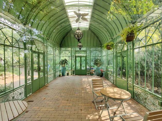 Jardim Botânico de Denver, nos EUA