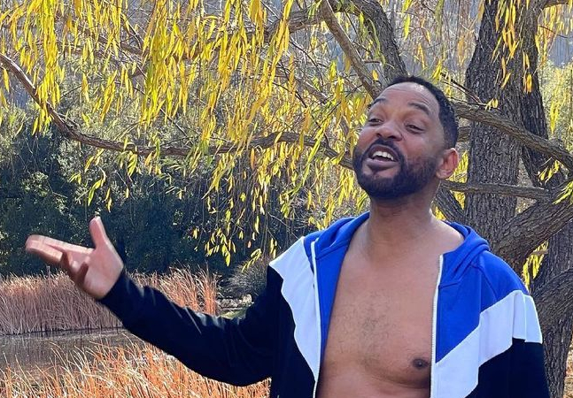 Will Smith inicia saga para se livrar de 'pior forma física da vida'