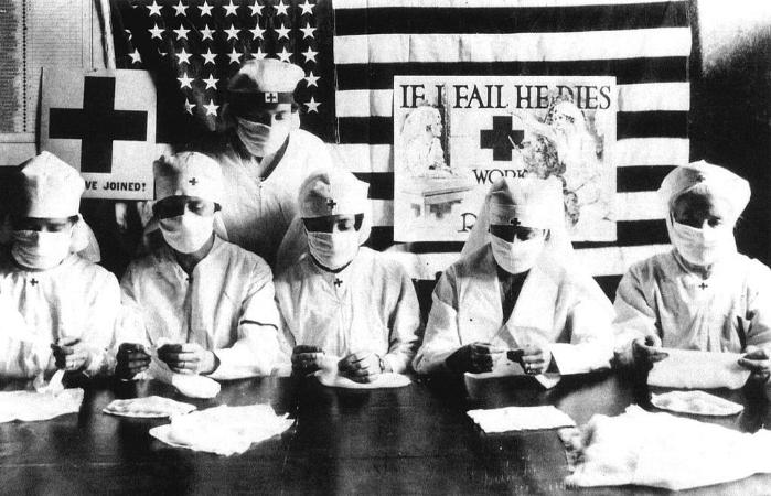 Gripe espanhola: tecido humano da Primeira Guerra pode dar pista da pandemia de 1918