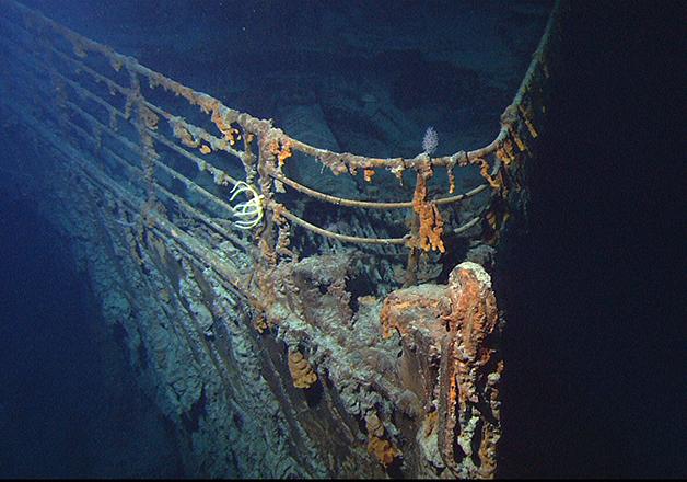 Restos do Titanic