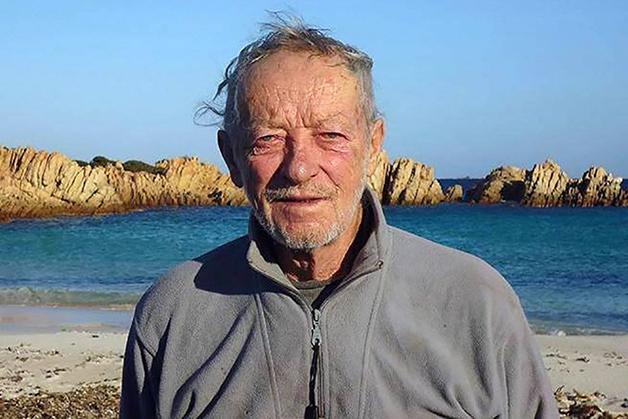 O italiano Mauro Morandi