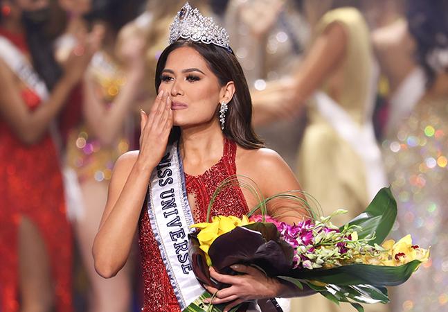 Miss Universo pode perder coroa por ser casada; regra mostra que concurso parou no tempo