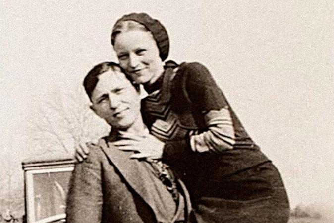 Bonnie e Clyde: a verdadeira história do dia em que o casal fora da lei foi apanhado