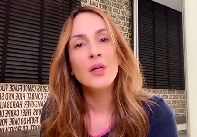 Claudia Leitte pede desculpas por fala vazia sobre Brasil e lista o que lhe causa indignação