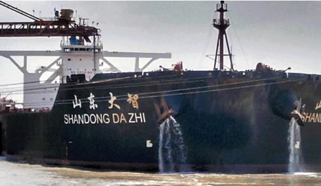 Navio Shandong da Zhi
