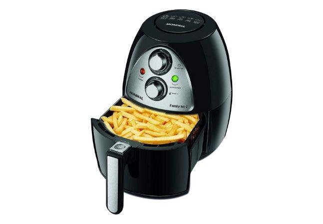 Por que você deveria ter uma Fritadeira sem óleo – Air Fryer em casa