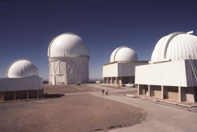 Telescópio com tecnologia brasileira localiza estrela mais velha que o Sol