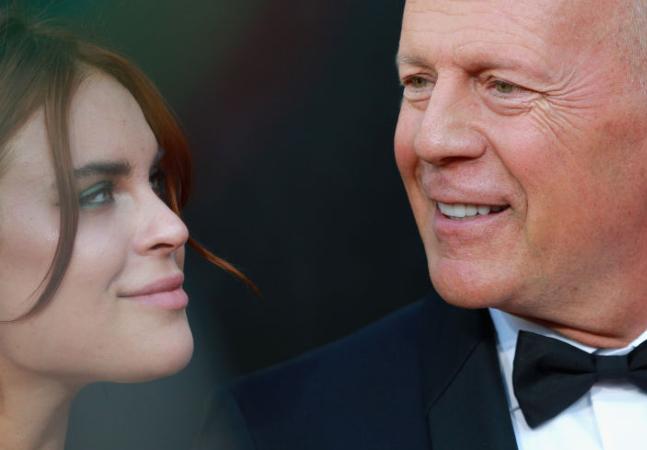 Filha de Bruce Willis e Demi Moore detalha problemas por ser parecida com o pai