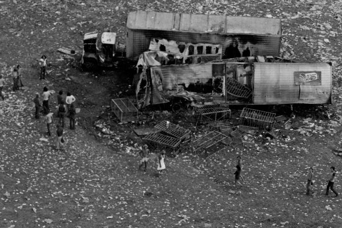 O terror do Bull Island (1972), o pior festival da história até ser desbancado pelo Fyre