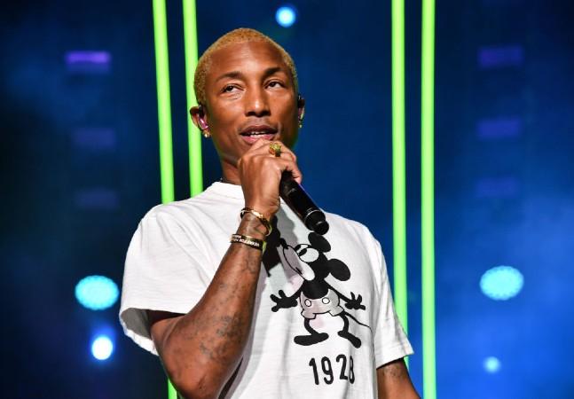 Pharrell Williams abre escola particular para estudantes de baixa renda