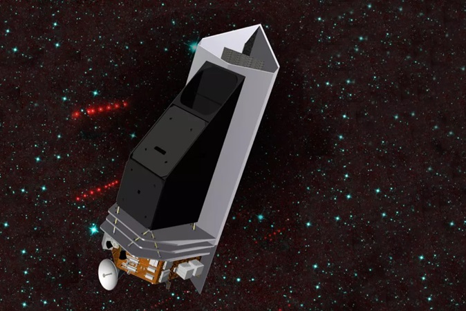 NASA está construindo um telescópio caçador de asteróides para identificar corpos perigosos