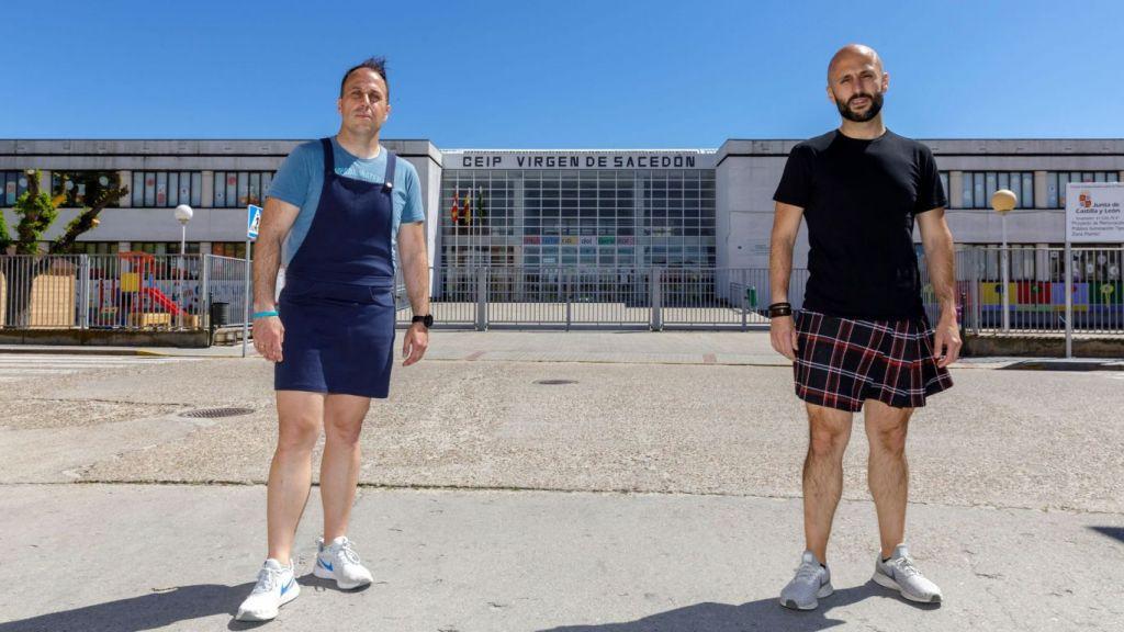 Ortega (esquerda) e Velázquez (direita) estão lutando contra os estereótipos de gênero
