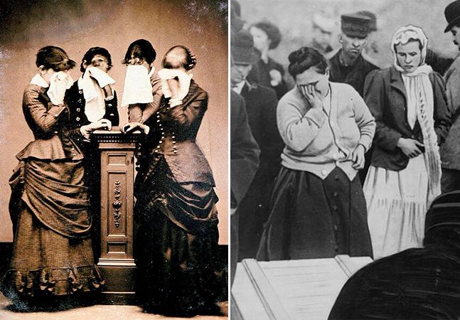 Carpideira: a profissão ancestral que consiste em chorar em enterros – e que ainda existe