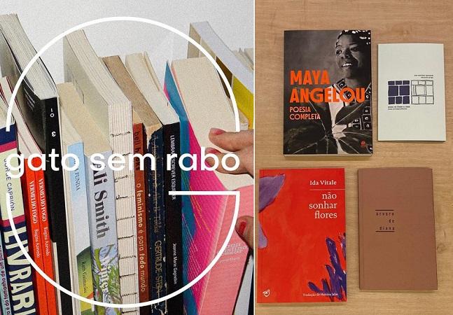 Gato Sem Rabo: livraria quer 'desmistificar noção de que a narrativa masculina é universal'