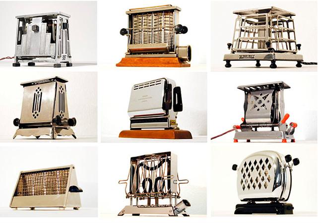 Museu das Torradeiras reúne modelos de todas as décadas e é pura nostalgia