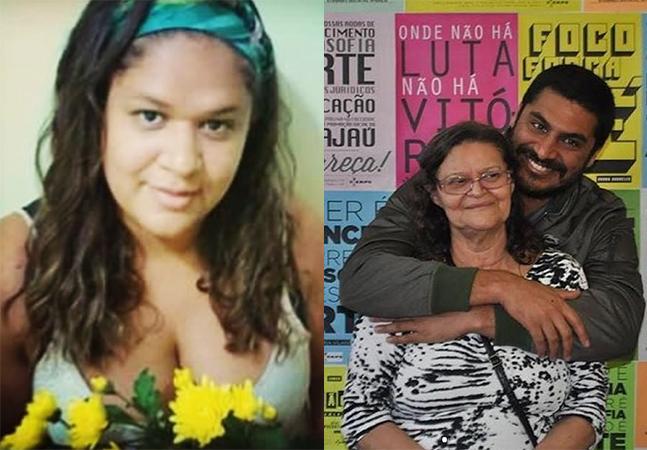 Covid mata irmã de Criolo; mãe homenageia filha de apenas 39 anos