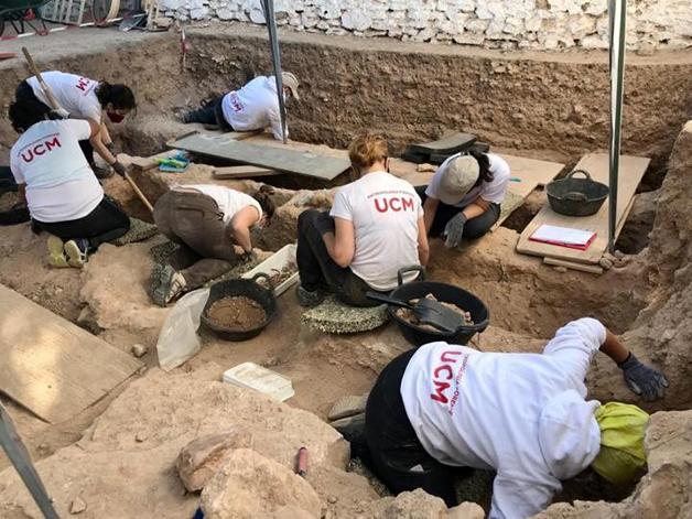 Escavações por ossadas da Guerra Civil espanhola