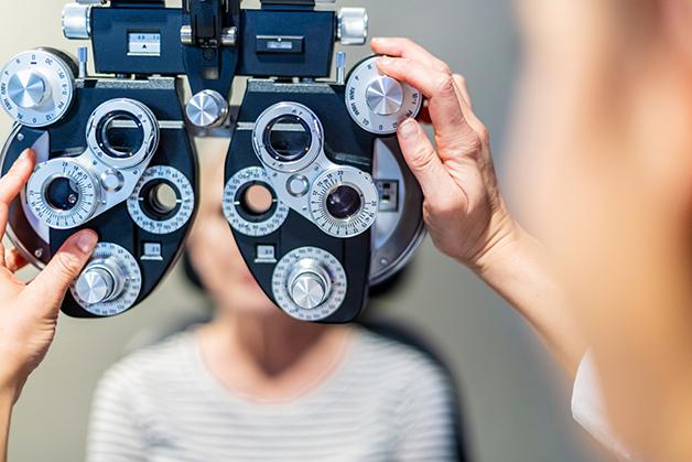 Tratamento de visão