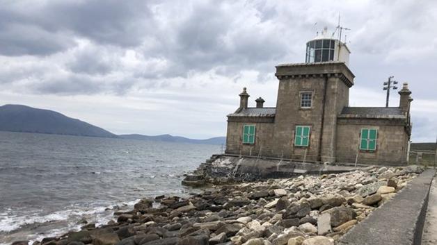 A torre de onde a previsão foi realizada