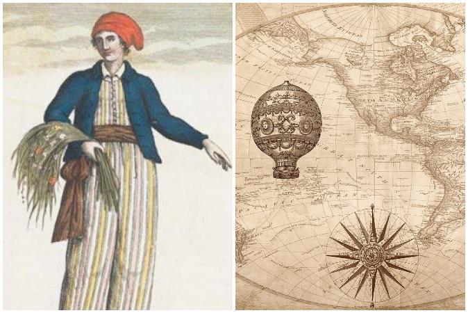 Jeanne Baret: a primeira mulher a dar a volta ao mundo (disfarçada de homem, claro!)