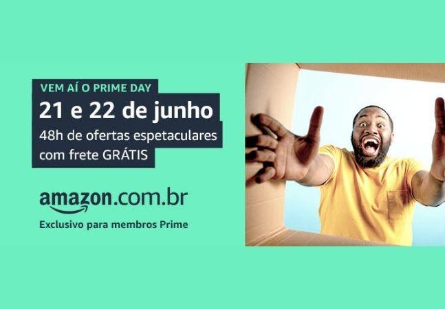 Preparação para o Prime Day na Amazon: Prime Day Show e ofertas antecipadas