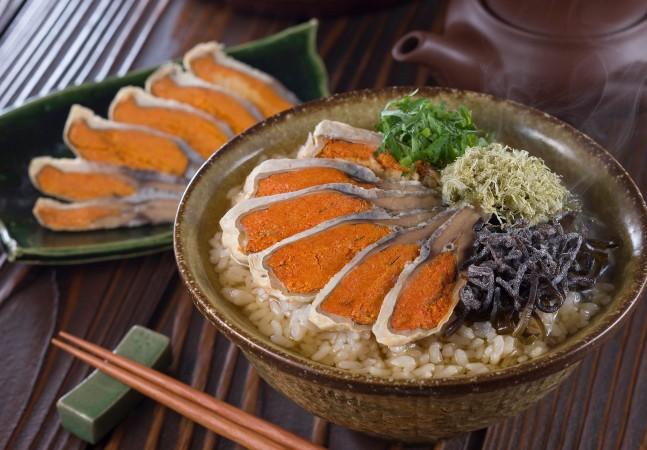 Funazushi: o fermentado precursor do sushi moderno