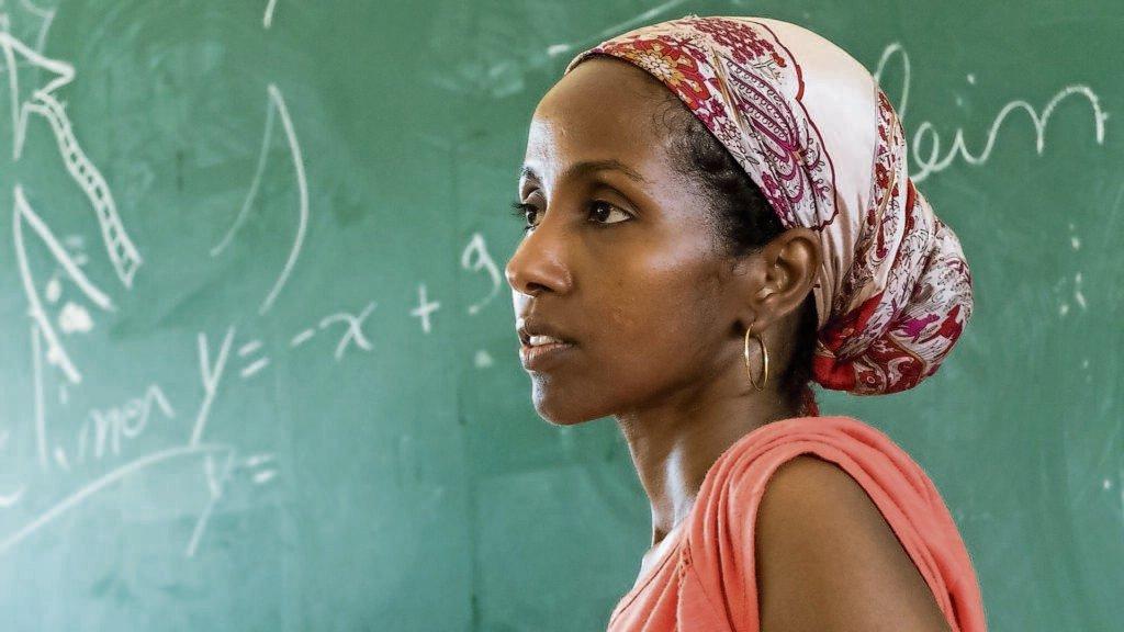 Lula Ali Ismaïl, a primeira dama do cinema de Djibouti