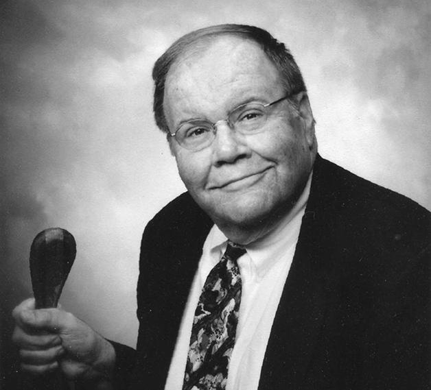 O psiquiatra John E. Fryer