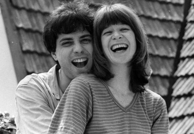Rita Lee e Roberto de Carvalho: amor unido com música