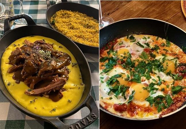 'Mesa da Vó': delivery reúne receitas das avós e mães de grandes chefs de diferentes culturas
