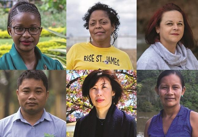 'Nobel Verde': Conheça os vencedores do Goldman Environmental Prize 2021