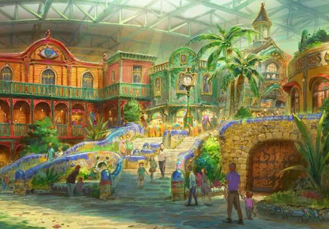 Studio Ghibli: novos detalhes do parque temático que será inaugurado em 2022 no Japão