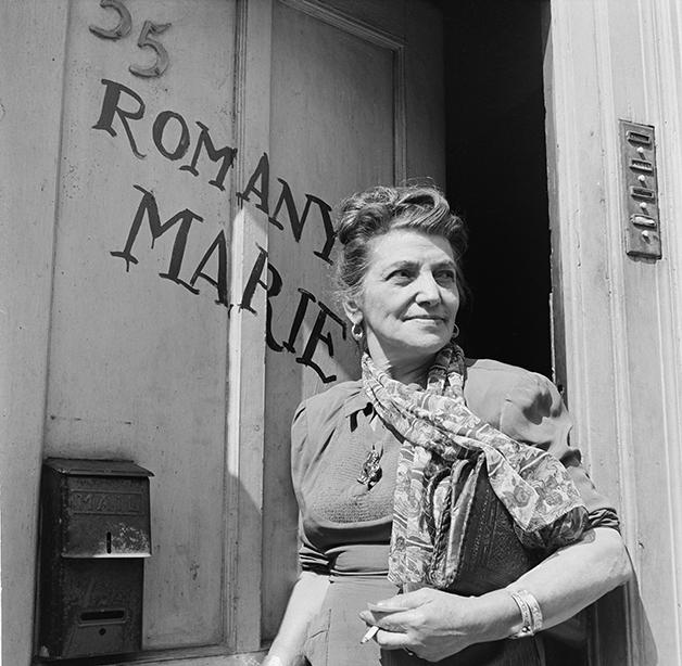 Romany Marie