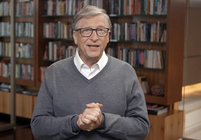 A lista de livros favoritos de Bill Gates para ler em 2021