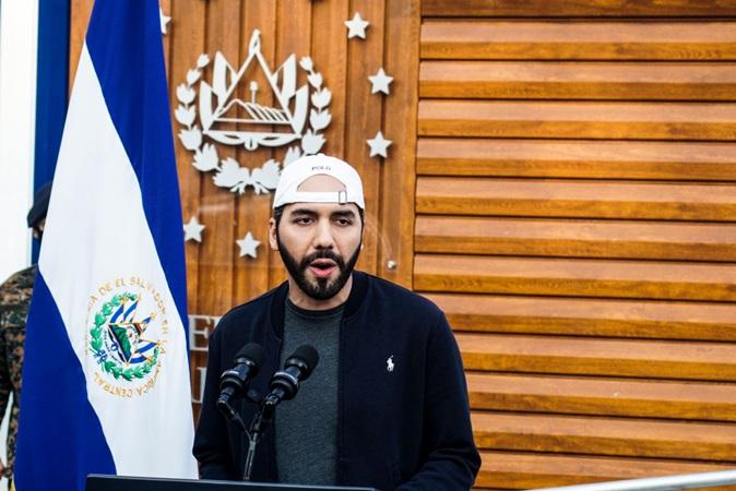 El Salvador avança para se tornar 1º país a aceitar criptomoedas