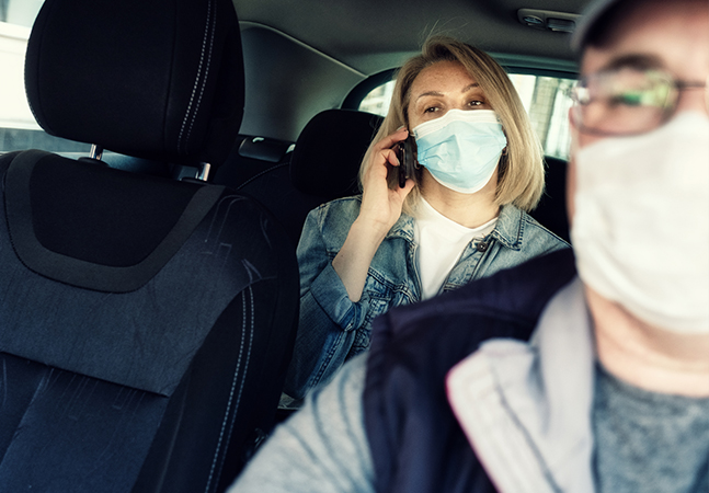 Negacionismo: motoristas do Uber relatam ameaças e agressões por pedirem que passageiros usem máscara