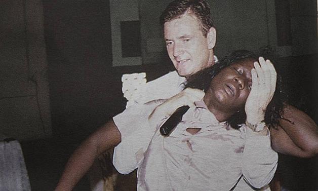 Crivella atuando durante período em que trabalhou na África do Sul, nos anos 90