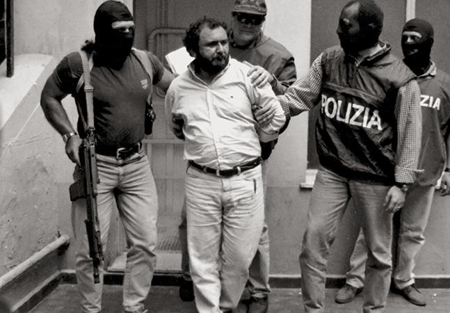 Mafioso responsável por mais de 150 assassinatos é solto após 25 anos e causa preocupação na Itália