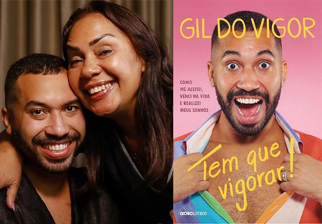 Mãe revela, em novo livro de Gil do Vigor, que se prostituiu para garantir alimento dos filhos