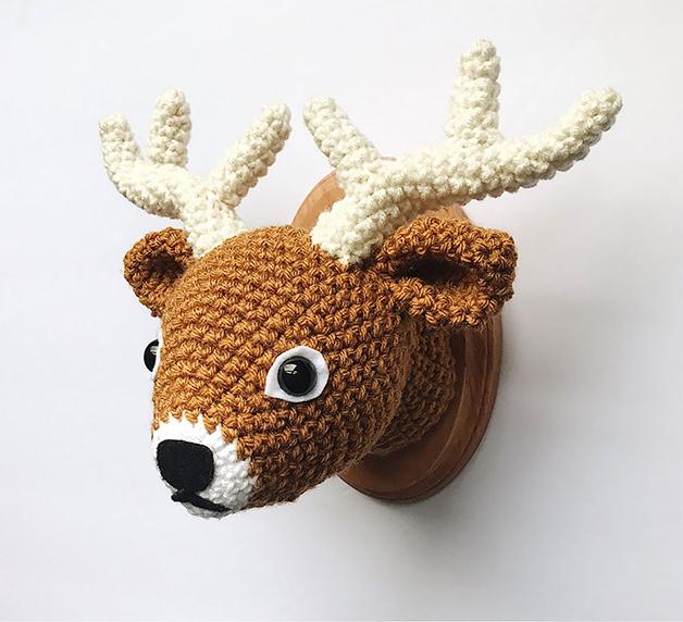 Animal de crochê