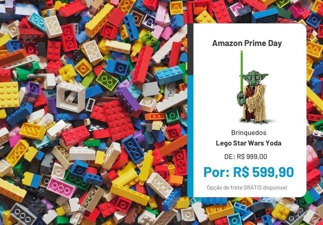 Lego: 8 ofertas para aproveitar os descontos do Prime Day