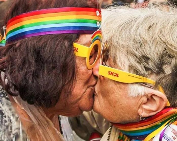 LGBTQIA+ com mais de 50 anos de idade