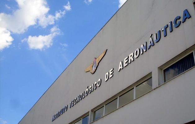 Sede do Instituto Tecnológico de Aeronáutica em São José dos Campos