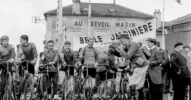 Primeiro Tour de France em 1903
