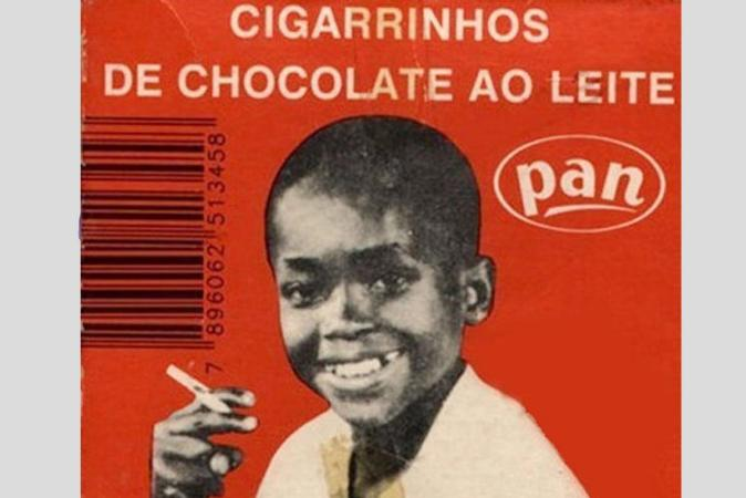 Rosto em caixa de cigarros de chocolate, ator Paulo Pompeia morre em SP