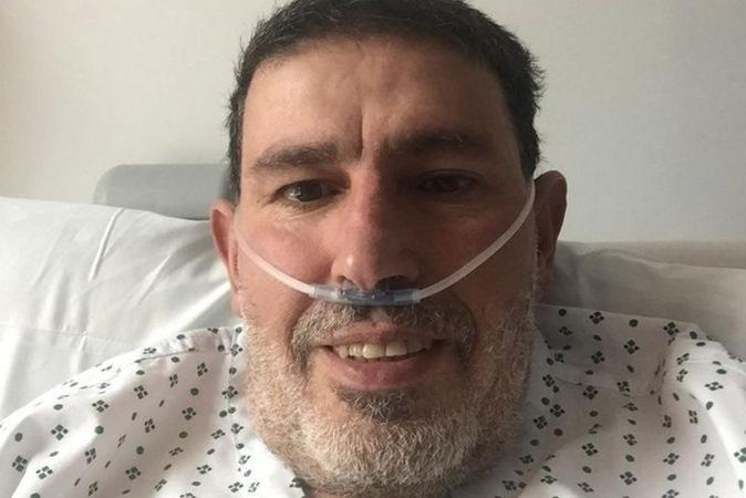 'Maior erro da vida', diz professor que não se vacinou e teve covid grave
