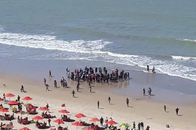 Homem é atacado por tubarão em PE: 'Salva-vidas apitou 3 vezes'; 2º caso em 15 dias no local