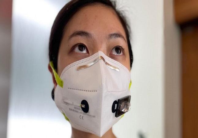 Pesquisadores de Harvard e Massachusetts desenvolvem máscara que pode detectar Covid-19