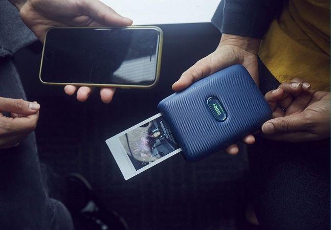 Impressora de bolso: novo jeito de imprimir fotos diretamente do seu smartphone