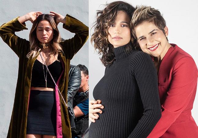 Nanda Costa explica como ser atriz ajudou a romper medo de assumir sexualidade